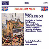 TOMLINSON: First Suite of English Folk-Dances by Various Artists