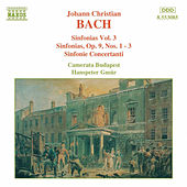BACH, J.C.: Sinfonias, Vol.  3 by Budapest Camerata