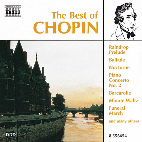 The Best of Chopin by Frederic Chopin