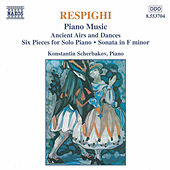 Piano Music by Ottorino Respighi