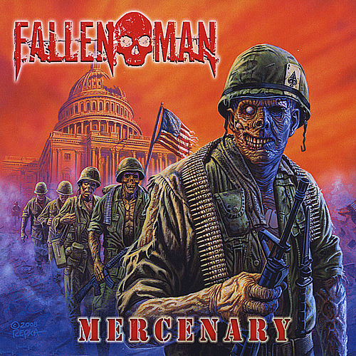 Mercenary (Special Edition) by Fallen Man