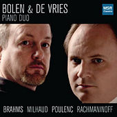 Music for Piano Duo by Bolen
