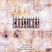 Amy Williams: Crossings by Various Artists