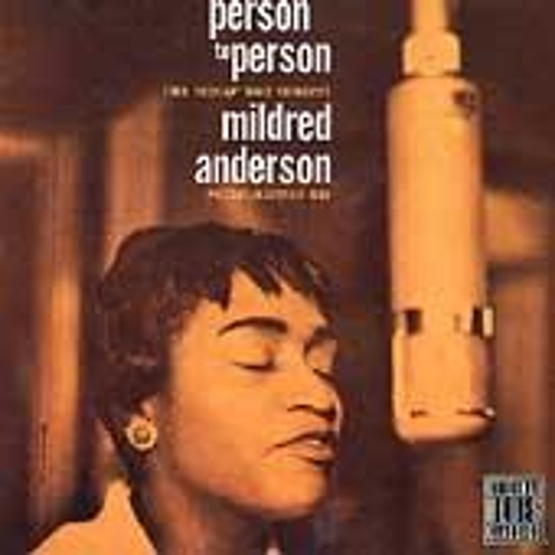 Person To Person by Mildred Anderson
