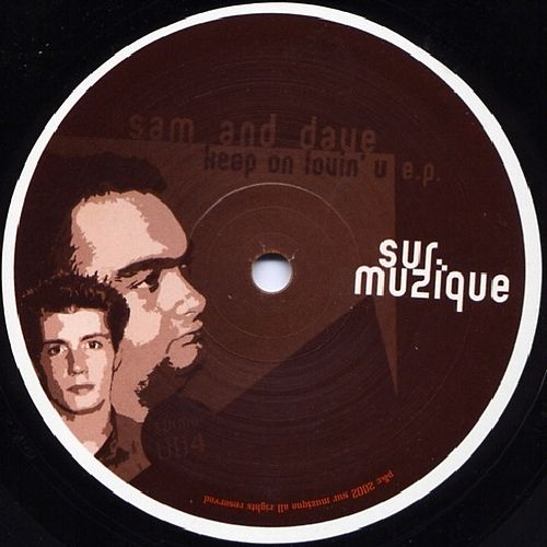Keep On Lovin' U EP von Sam and Dave