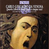 Quarto Libro di Madrigali a Cinque voci by Ensemble Arte-Musica