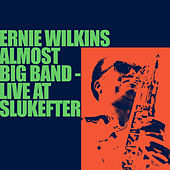 Live at Slukefter-Tivoli (feat. Richard Boone, Kenny Drew & Ed Thigpen) [Live] by Ernie Wilkins Almost Big Band