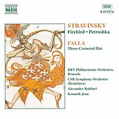 STRAVINSKY: The Firebird / FALLA: The Three-Cornered Hat by Various Artists