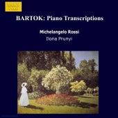 BARTOK: Piano Transcriptions by Ilona Prunyi