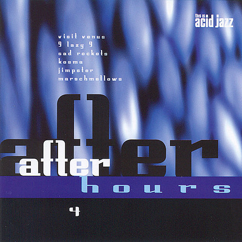 After Hours by 4