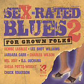 Sex-Rated Blues, Vol. 2 by Various Artists