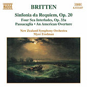 Sinfonia da Requiem / Four Sea Interludes by Benjamin Britten