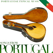Songs from Portugal. Portuguese Typical Music von Amalia Rodrigues