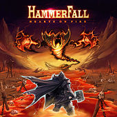 Hearts on fire by Hammerfall