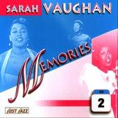 Memories Vol. 2 by Sarah Vaughan