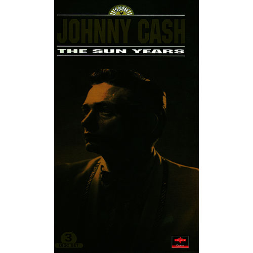 The Sun Years CD1 by Johnny Cash