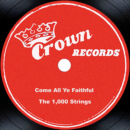 Come All Ye Faithful by Art Neville