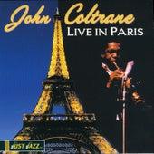 Live In Paris by John Coltrane