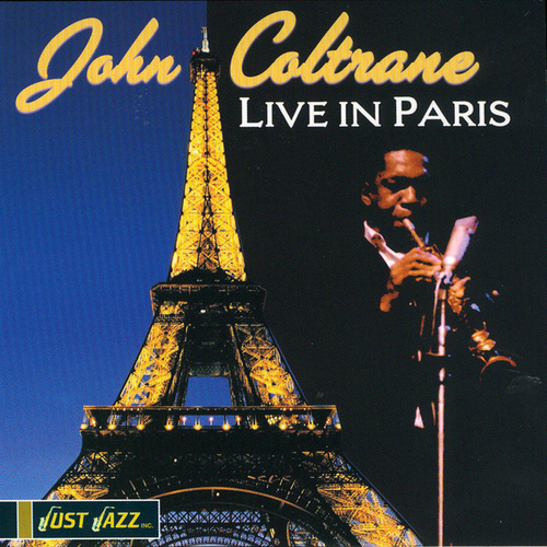 Live In Paris by John Coltrane