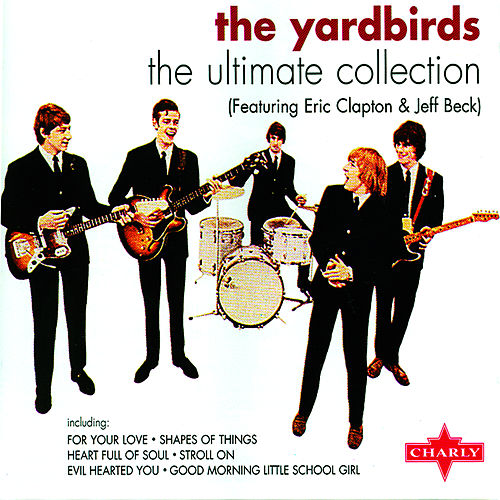 The Ultimate Collection [Disc One] by The Yardbirds
