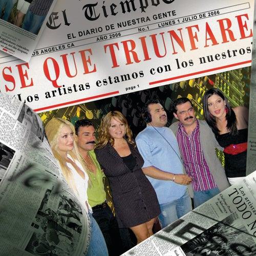 Sé Que Triunfaré by Los Tucanes de Tijuana