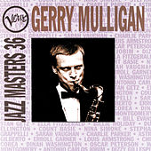 Jazz Masters 36 by Gerry Mulligan