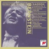 Kaddish Symphony / Chichester Psalms by Leonard Bernstein