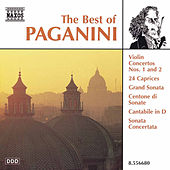 The Best of Paganini by Nicolo Paganini
