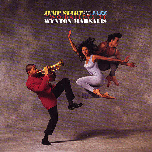 Jump Start and Jazz by Wynton Marsalis