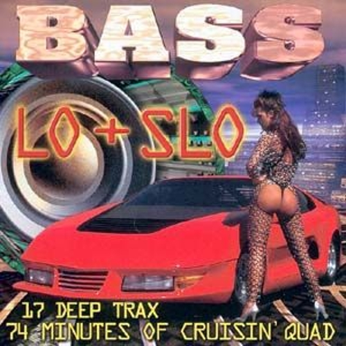 Bass: Lo - N - Slo by Various Artists