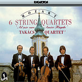 The Six String Quartets Dedicated to Joseph Haydn by Takács Quartet