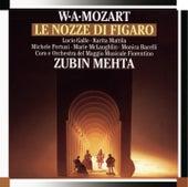 Mozart: Le nozze di Figaro by Zubin Mehta