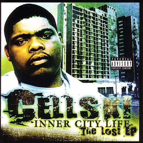 Inner City Life - The Lost EP by Cellski