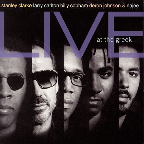Live At The Greek by Stanley Clarke