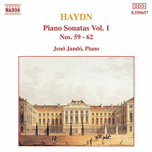 Piano Sonatas Vol. 1 by Franz Joseph Haydn