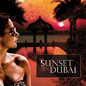 Sunset in Dubai von Various Artists
