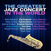 The Greatest Jazz Concert in the World by Various Artists