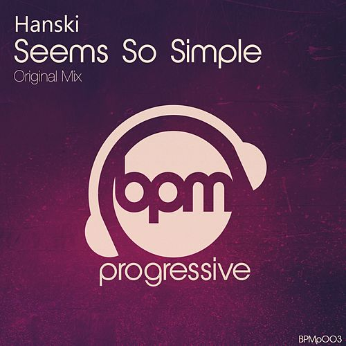 Seems So Simple by Hanski