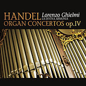 George Frideric Handel : Organ Concertos op.IV by Various Artists