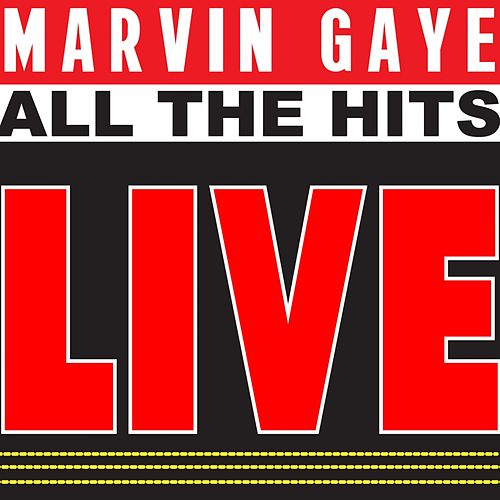 Marvin Gaye Sings All the Hits (Live) by Marvin Gaye