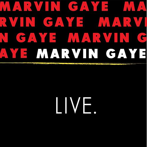 Marvin Gaye (Live) by Marvin Gaye