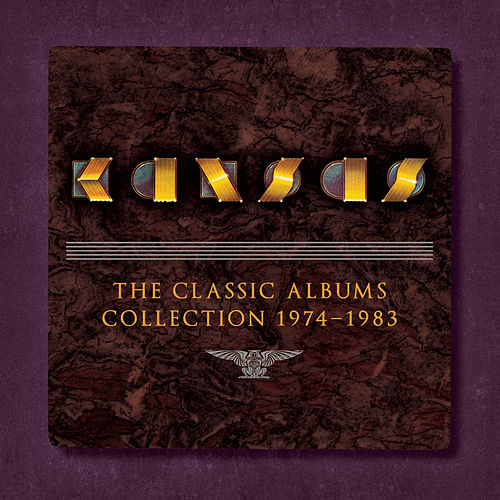 Complete Albums Collection by Kansas
