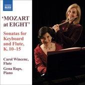 MOZART: 6 Violin Sonatas, K. 10-15 (versions for flute and piano) by Carol Wincenc