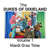 Mardi Gras Time - Volume 6 by Dukes Of Dixieland