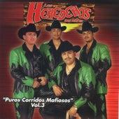 Puros Corridos Mafiosos Vol.3 by Los Herederos Del Norte