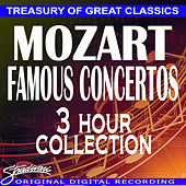 Mozart Famous Concertos by Various Artists