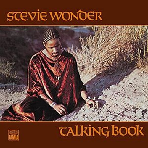 Talking Book by Stevie Wonder