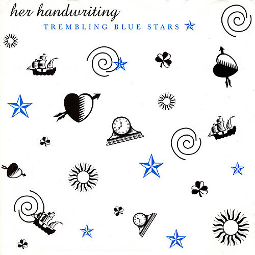 Her Handwriting by Trembling Blue Stars