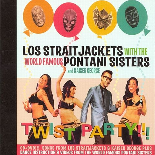 Twist Party by Los Straitjackets
