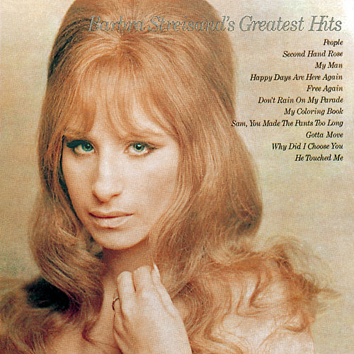 Greatest Hits by Barbra Streisand